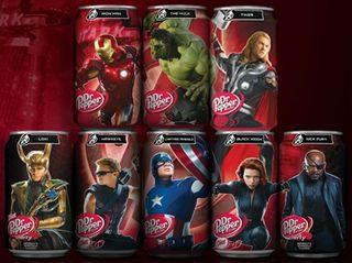 Avengersdrpeppercans